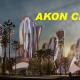 Akon city  for senegal