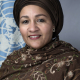 Portrait of Deputy Secretary General Amina J. Mohammed. Official Portrait