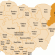Map-of-Nigeria-with-Borno-state-in-golden-colour