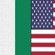 Niaja-US flags