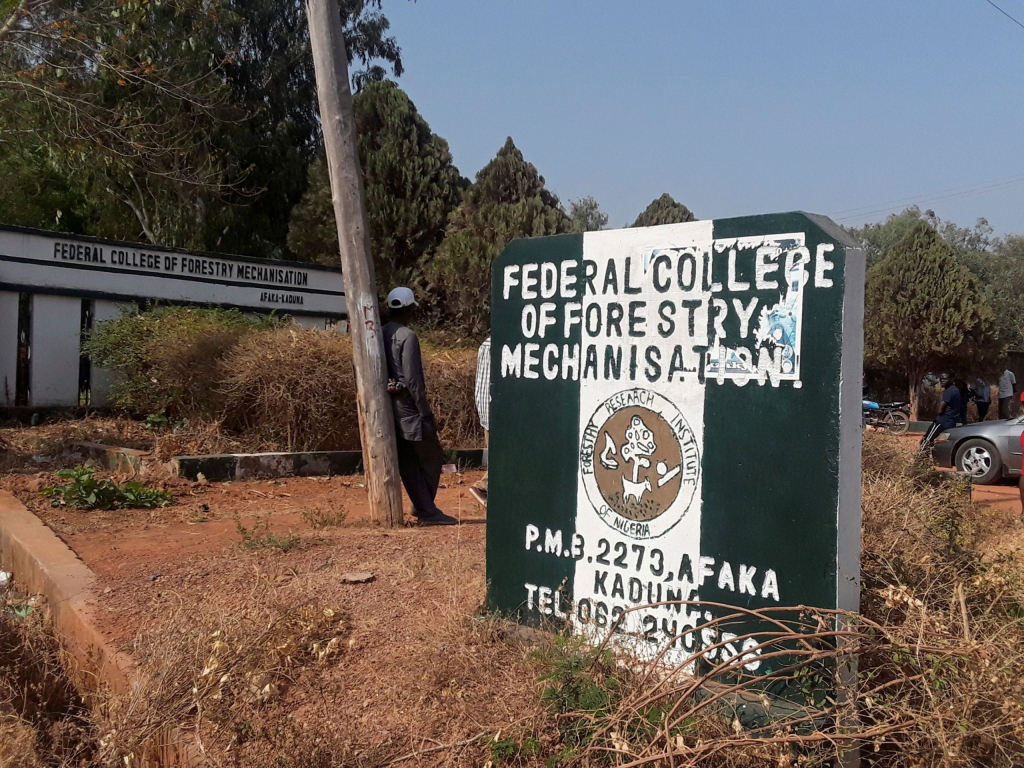 Federal College of Forestry Mechanisation2
