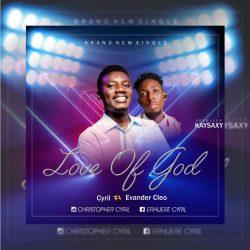 Cyril ft Evanda-Love of God